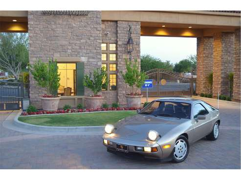 1982 Porsche 928S for sale in Chandler, AZ