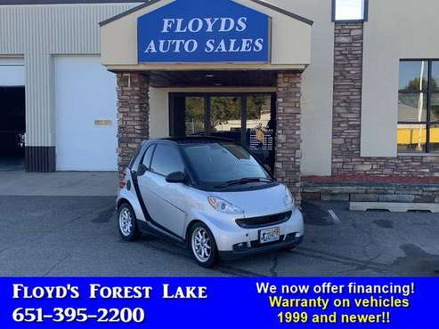 2008 Smart Fortwo Passion for sale in Forest Lake, MN