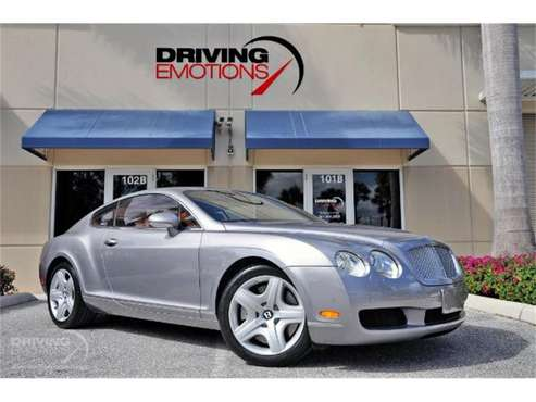 2005 Bentley Continental for sale in West Palm Beach, FL
