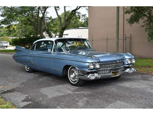 1959 Cadillac Fleetwood for sale in Orlando, FL