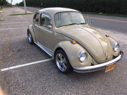 1968 Volkswagen Beetle for sale in EAST MORICHES, NY