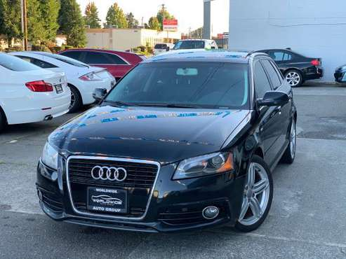 2011 Audi A3 Premium Plus, S-Line,TDI, Dual Moonroof,Clean Title for sale in Auburn, WA