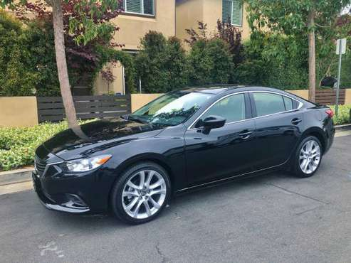 2016 Mazda 6 Touring Plus ** Only 12K miles - One Owner - Clean Title for sale in Los Angeles, CA
