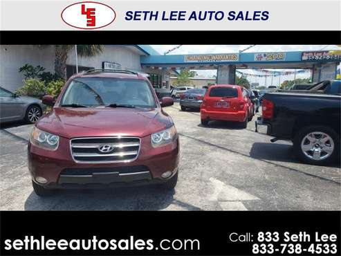 2007 Hyundai Santa Fe for sale in Tavares, FL