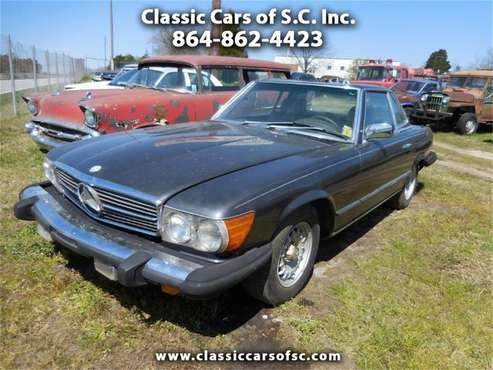 1985 Mercedes-Benz 380 for sale in Gray Court, SC