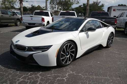 BMW I8 11K MILES (3,000 DWN) for sale in Orlando, FL