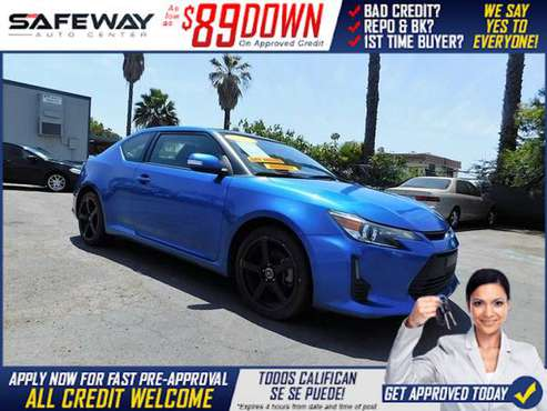 2014 Scion tC Sports Coupe 6-Spd MT for sale in Santa Ana, CA
