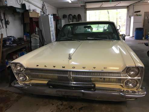 1965 Plymouth Fury III for sale in Winfield , TN