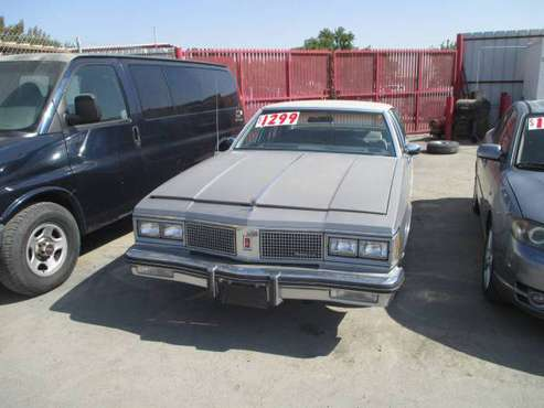 1983 Oldsmobile Ninety-eight for sale in Fresno, CA
