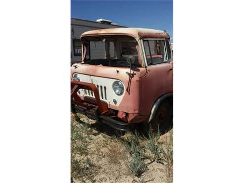 1958 Willys Jeep for sale in Cadillac, MI