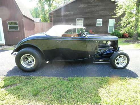 1933 Ford Roadster for sale in Cadillac, MI