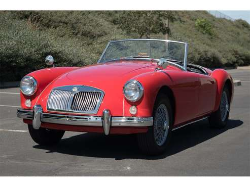 1957 MG MGA for sale in Fairfield, CA