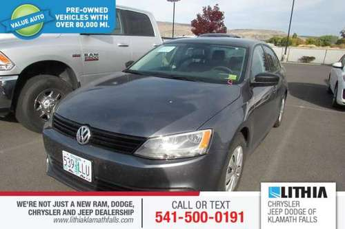 2013 Volkswagen Jetta 4dr Auto S for sale in Klamath Falls, OR