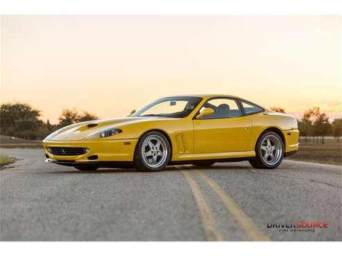 1997 Ferrari 550 Maranello for sale in Houston, TX
