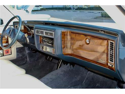 1989 Cadillac Brougham for sale in Sarasota, FL
