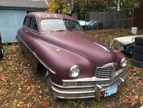 1950 Packard for sale in Vernon Rockville, CT