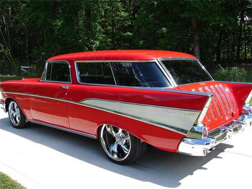 1957 Chevrolet Bel Air for sale in Hiram, GA