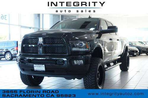 2016 Ram 2500 Laramie Pickup 4D 6 1/3 ft [Free Warranty+3day exchange] for sale in Sacramento , CA