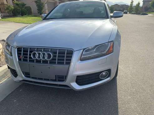 2012 Audi S5 Premium Plus for sale in Rancho Cucamonga, CA