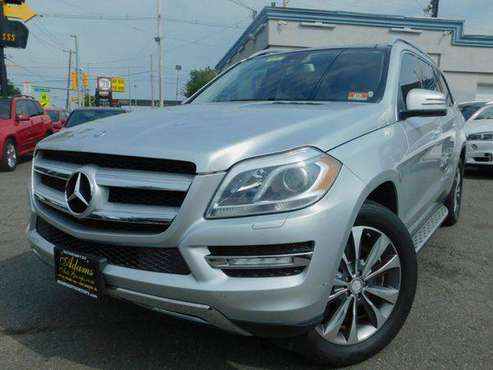 2013 Mercedes-Benz GL-Class GL450 4MATIC Buy Here Pay Her, for sale in Little Ferry, NJ