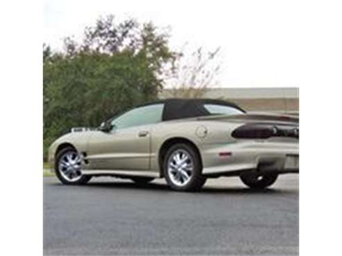 2002 Pontiac Firebird for sale in Boca Raton, FL