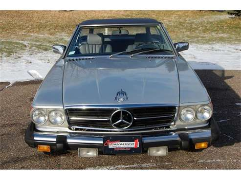 1982 Mercedes-Benz 380SL for sale in Rogers, MN