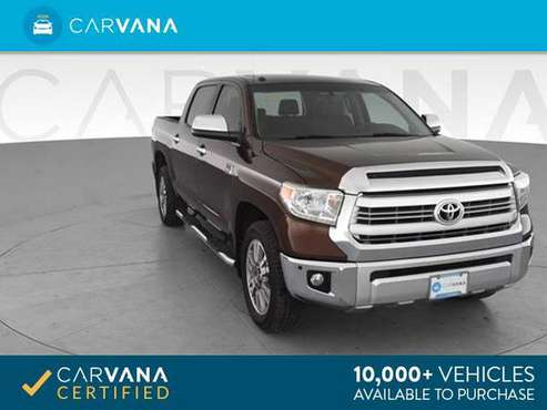 2014 Toyota Tundra CrewMax 1794 Edition Pickup 4D 5 1/2 ft pickup for sale in Broken Arrow, OK