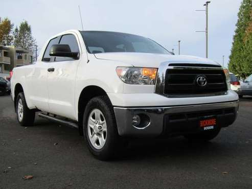 2012 Toyota Tundra Double Cab Pickup 4D 6 1/2 ft Double Cab Truck for sale in Gresham, OR