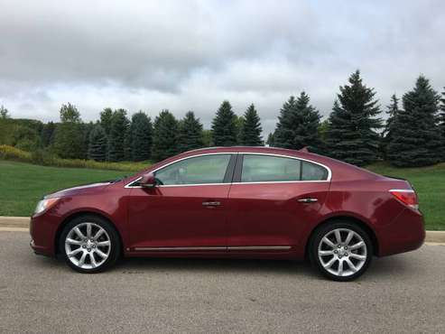 2010 Buick LaCrosse - NO ACCIDENTS - NAVIGATION for sale in Mason, MI