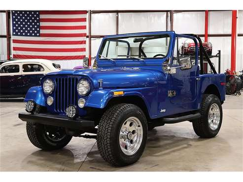 1978 Jeep CJ7 for sale in Kentwood, MI