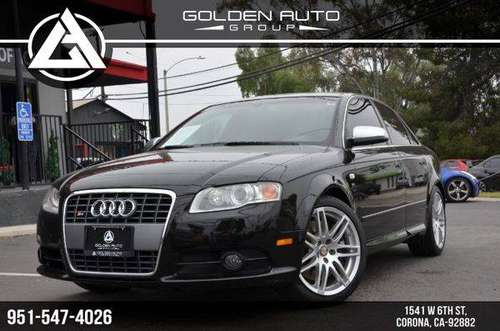 2008 Audi S4 1st Time Buyers/ No Credit No problem! for sale in Corona, CA