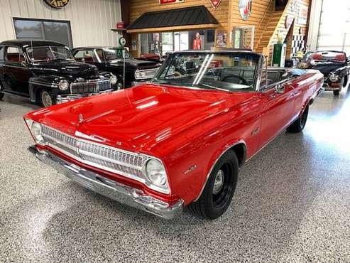 1965 Plymouth Satellite - cars & trucks - by dealer - vehicle... for sale in Hamilton, KY