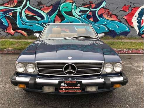 1986 Mercedes-Benz 560 for sale in Los Angeles, CA