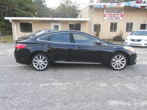 13 HYUNDAI AZERA TECH PKG for sale in FLOMATON, FL