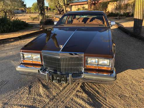 1984 Cadillac Seville for sale in Scottsdale, AZ