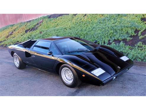 1976 Lamborghini Countach for sale in San Diego, CA