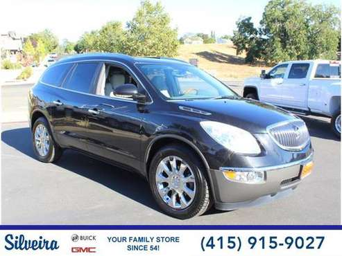 2012 Buick Enclave Premium - SUV for sale in Healdsburg, CA