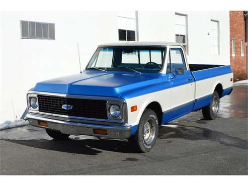 1971 Chevrolet C10 for sale in Springfield, MA