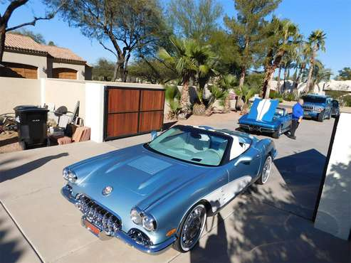 1958 Chevrolet Corvette for sale in Scottsdale, AZ