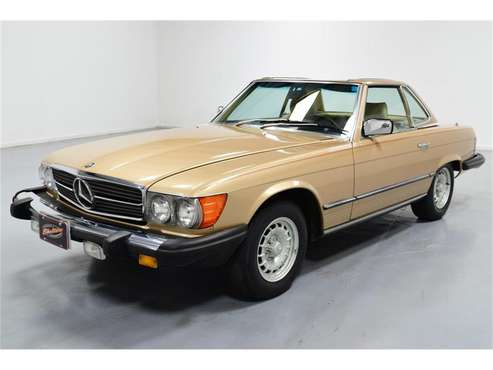 1983 Mercedes-Benz 380 for sale in Mooresville, NC
