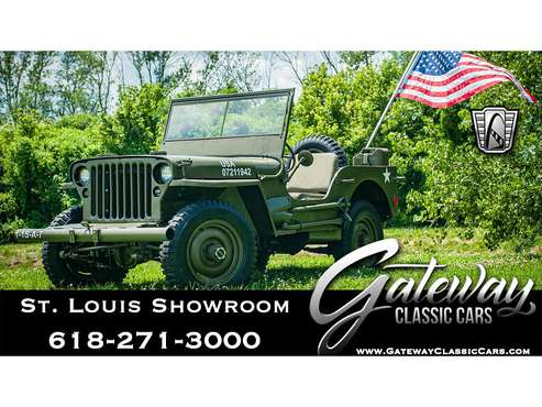1942 Willys Jeep for sale in O'Fallon, IL