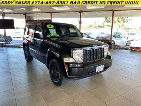 2012 JEEP LIBERTY 4X4 CLEAN SUV $1000 DOWN PAYMENT MAL CREDITO for sale in Garden Grove, CA