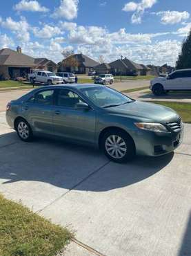 2011 Toyota Camry - cars & trucks - by owner - vehicle automotive sale for sale in Joshua, TX