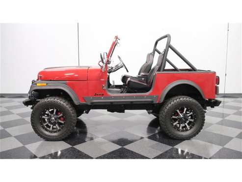 1982 Jeep CJ7 for sale in Lithia Springs, GA
