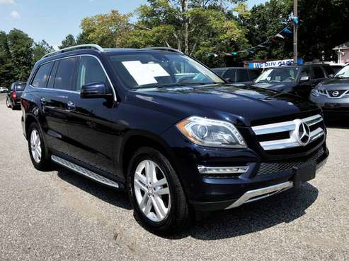 2014 Mercedes-Benz GL450*CLEAN*NO ACCIDENTS*LOW PRICE*WE FINANCE* for sale in Monroe, NY