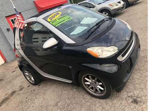 2008 smart fortwo 2dr Cabriolet Passion for sale in Maple Heights, OH