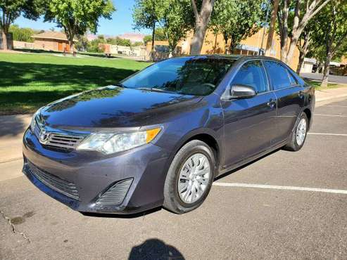 2014 Toyota Camry LE for sale in Hurricane, UT