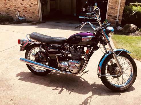 1974 Triumph Trident for sale in Springfield, OH