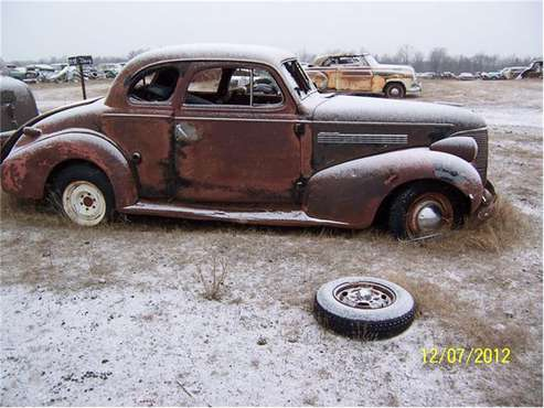 1939 Chevrolet Coupe for sale in Parkers Prairie, MN