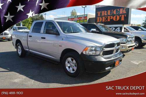 2013 RAM Ram Pickup 1500 Tradesman 4x2 4dr Crew Cab 6.3 ft. SB Pickup for sale in Sacramento , CA